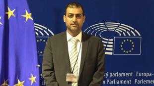 رمضان أبو جزر، مدير مركز بروكسل الدولي للأبحاث