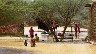 inondation soudan 02 08 2020