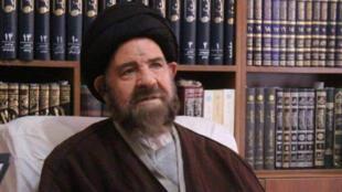 اية الله هاشم بطحائي عضو مجلس الخبراء الإيراني