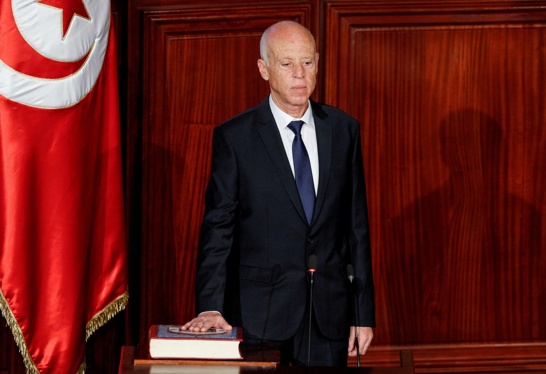 TUNISIA-POLITICS-PRESIDENT-PROFILE
