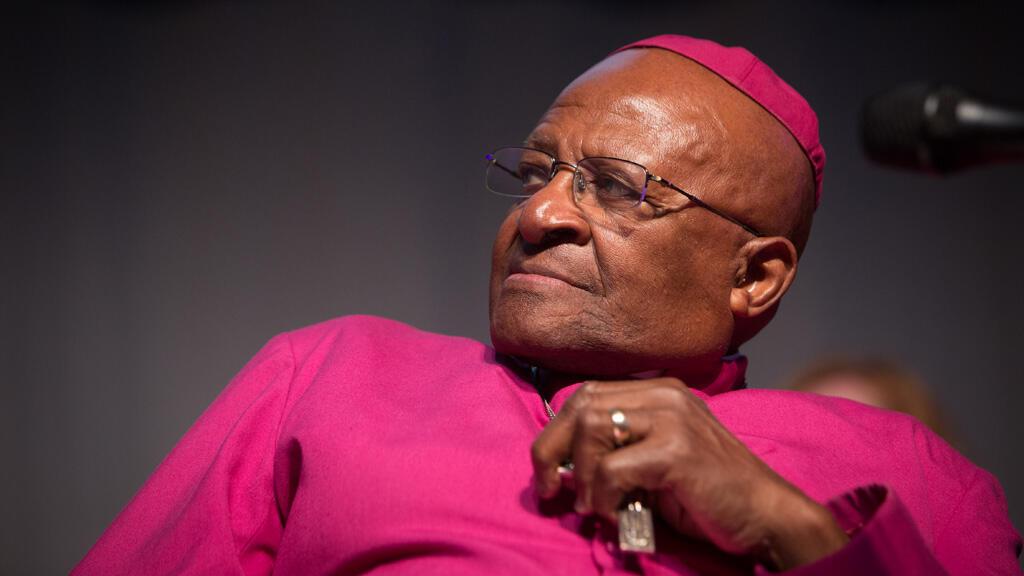 الأسقف الجنوب أفريقي ديزموند توتو