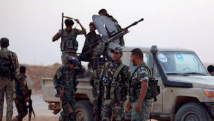قوات تابعة للحكومية السورية تتجمع في منطقة الرقة