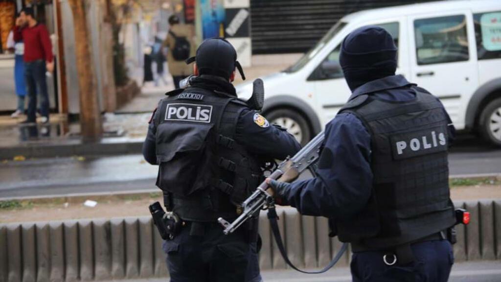 police-turkey