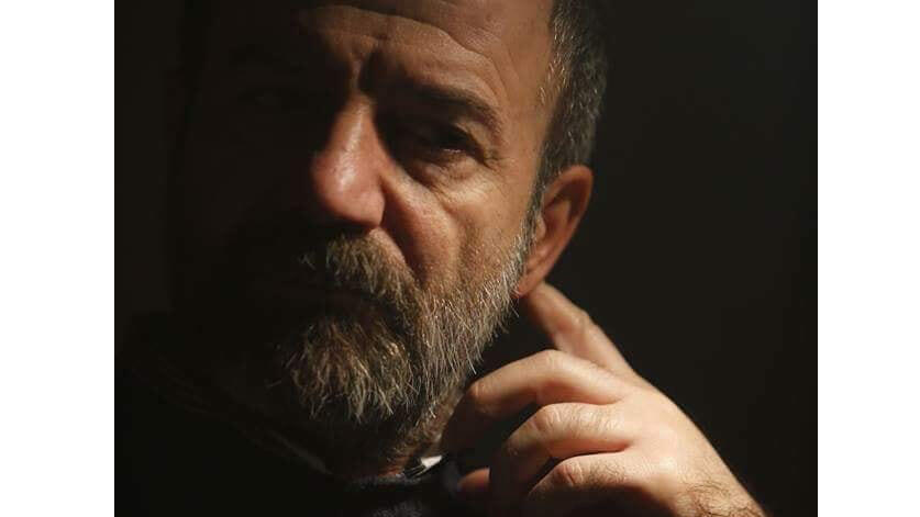 الشاعر السوري حسين بن حمزة