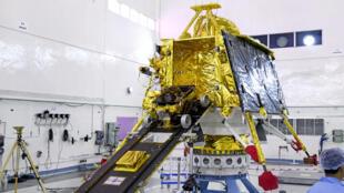 المسبار فضائي هندي