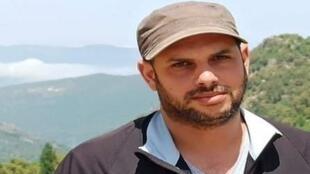 الصحافي الجزائري محمد لامين مغنين