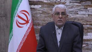 الكاتب والمحلل السياسي الإيراني حسن هاني زاده