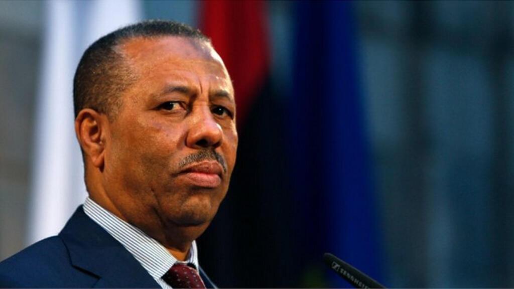 عبد الله الثني، رئيس الحكومة الليبية المعترف بها دولياً