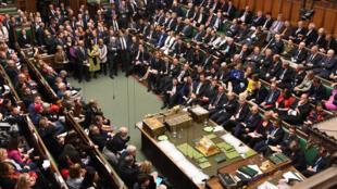 البرلمان البريطاني يوم 19 أكتوبر 2019