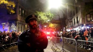 رجل أمن أمريكي-