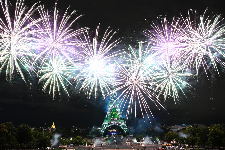 feu d'artifice paris 2020
