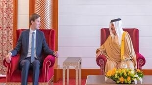 BAHRAIN-Jared Kushner