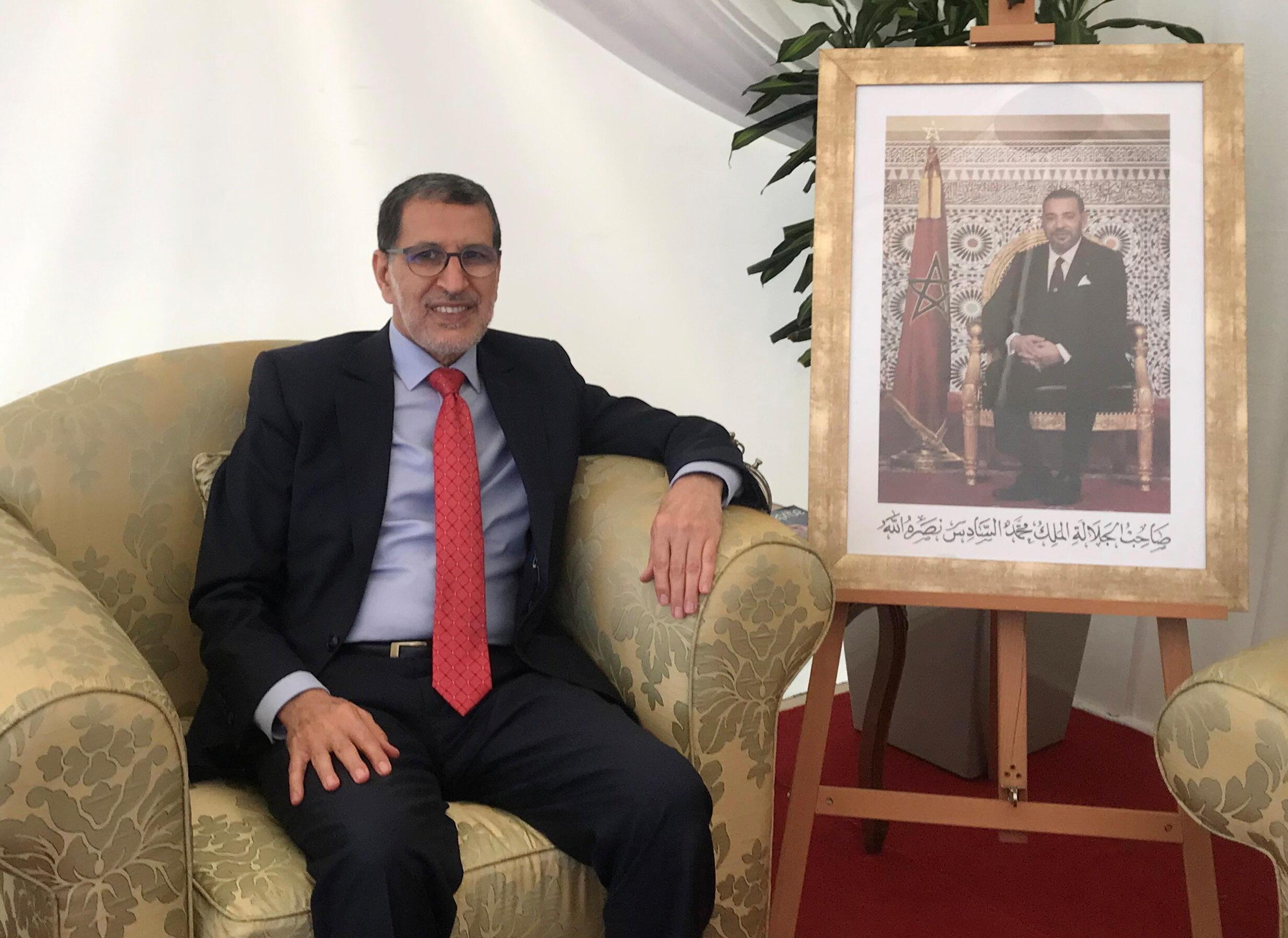 morocco_pm_saad_eddine_othmani