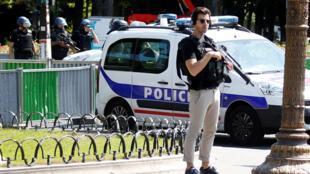 ©  الشرطة الفرنسية