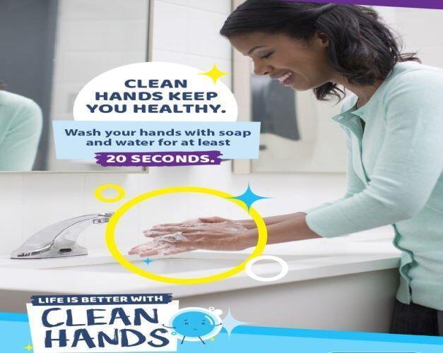 lavage_ mains