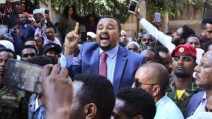 المعارض الأثيوبي جوهر محمد