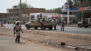 عناصر من قوات الأمن النيجيرية