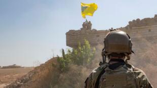 وحدات حماية الشعب الكردية في سوريا