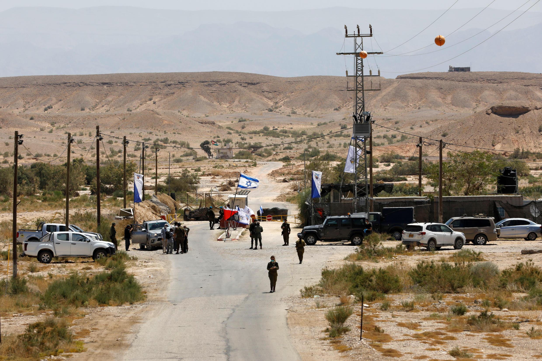 jordanie israel