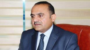 المتحدث الرسمي باسم مجلس القضاء الأعلى في العراق القاضي عبد الستار البيرقدار