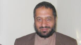 عبد الباقي أمين مدير مركز الدراسات الاستراتيجية في كابول