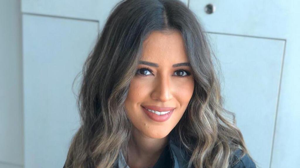 الإعلامية الأردنية دانة أبو لبن