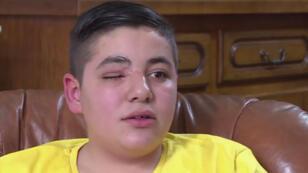 الفتى السوري محمد