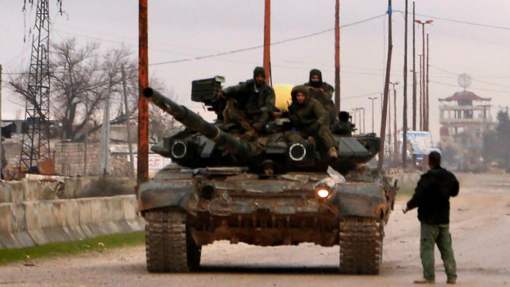 قوات النظام السوري