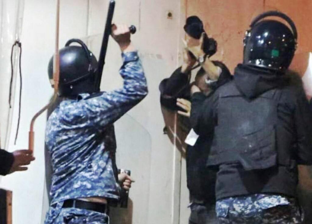 Agressions des journalistes au Liban