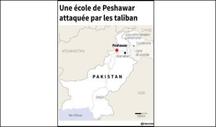 بيشاور أكبر مدن شمال غرب باكستان (الصورة من رويترز)