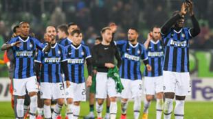فريق إنتر ميلان الإيطالي