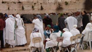 femmes juives ethopiennes