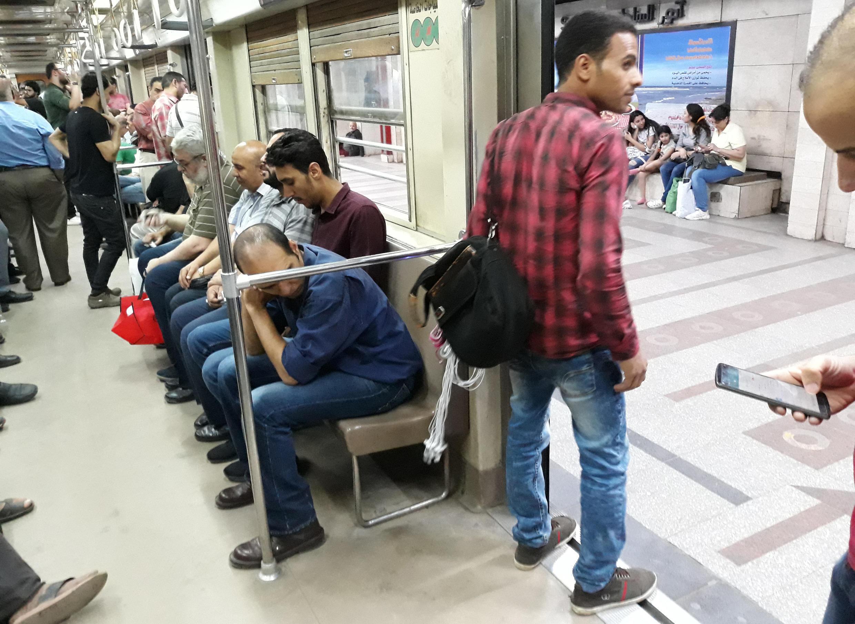 metro au Caire