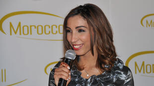 المغنية المغربية دنيا بطما