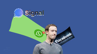 مشاكل الخصوصية في تطبيق واتساب