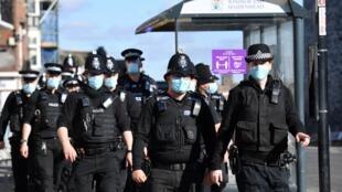 عناصر من الشرطة البريطانية