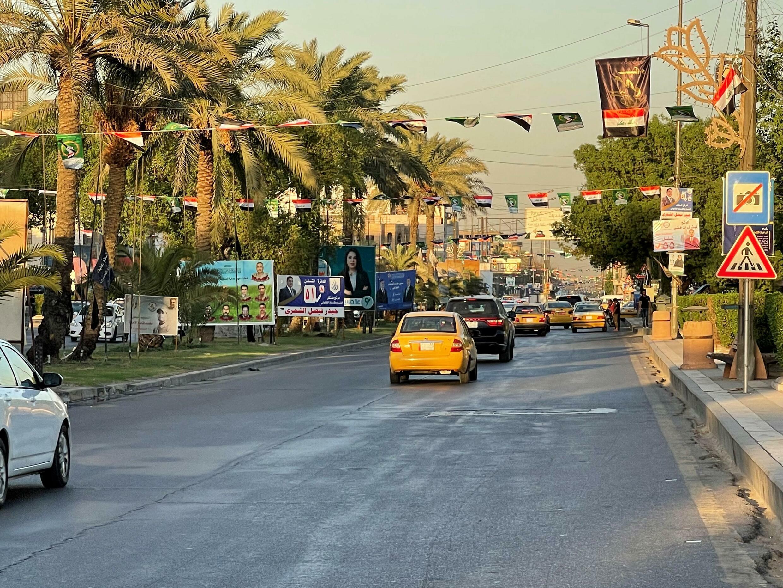 الانتخابات التشريعية العراقية