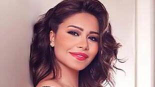 المغنية شيرين عبد الوهاب