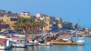 ميناء صيدا، لبنان