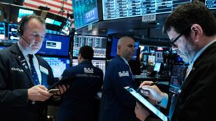 بورصة نيويورك يوم 2 مارس/ آذار 2020