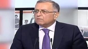 الكاتب والمحلل السياسي اللبناني جورج  شاهين