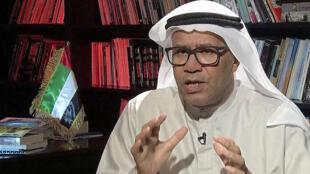الشاعر أحمد العسم