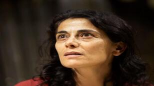 الممثلة هيام عباس