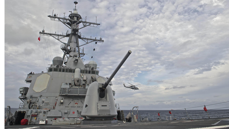 البحرية الأمريكية (صورة توضيحية)