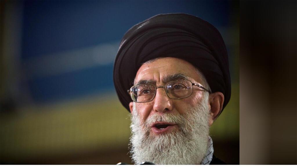 المرشد الأعلى للجمهورية الإسلامية الإيرانية أية الله علي خامنئي