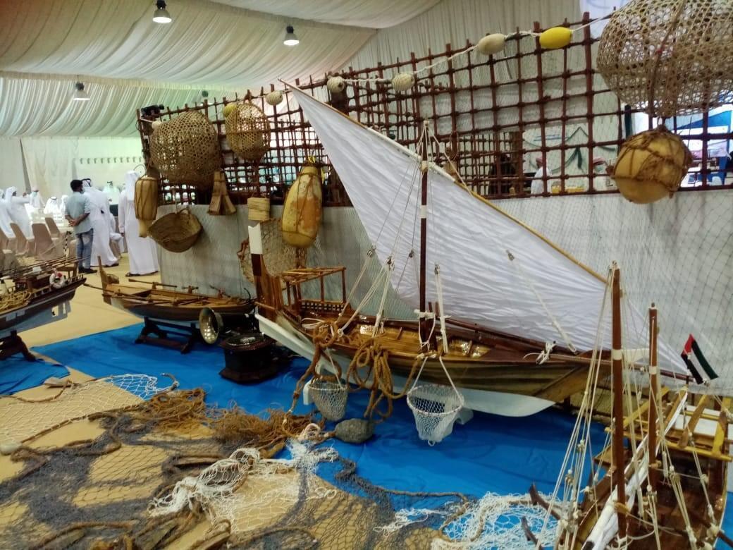 """مهرجان """"المالح والصيد البحري"""" الذي يقام بمدينة دبا الحصن بإمارة الشارقة"""