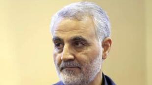 الجنرال الإيراني قاسم سليماني-