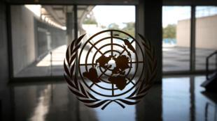 في مبنى الأمم المتحدة في نيويورك