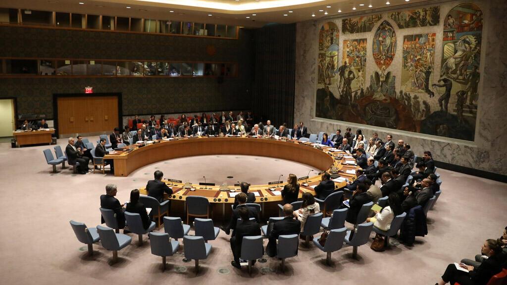 جلسة لمجلس الأمن الدولي حول سوريا