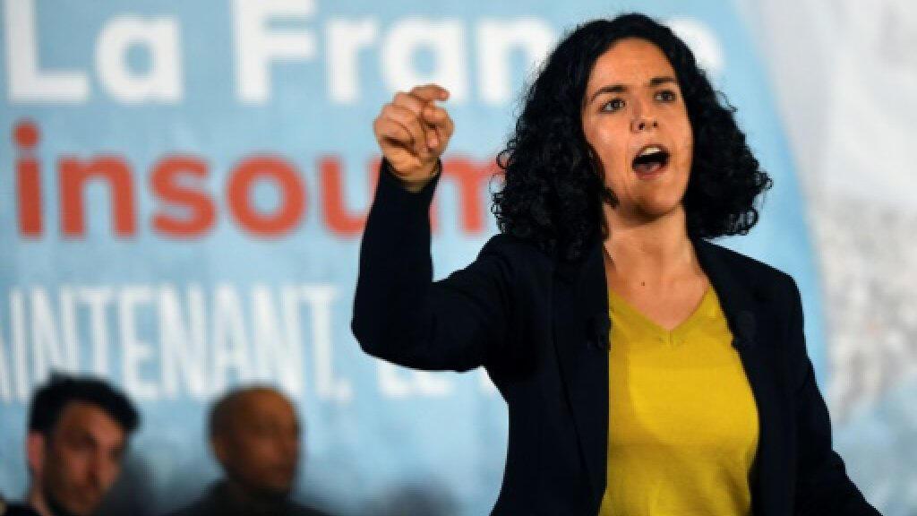 """مانون أوبري على رأس قائمة حزب """" فرنسا الأبية"""